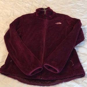 The North Face osito jacket EUC
